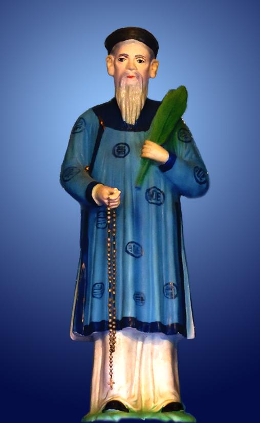 Thánh Antôn Nguyễn Tiến Đích, tử đạo ngày 12 tháng 8 năm 1838